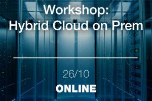Workshop: Hybrid Cloud on Prem 211026